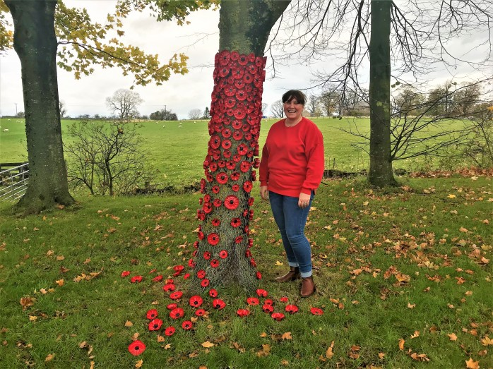 Poppies, remembrance
